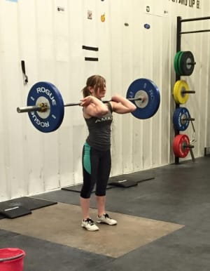 CrossFit in State College - CrossFit Nittany - Thursday, July 21 - Power Snatch & Power Clean Practice!