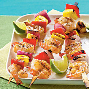 Personal Training in Concord - Individual Fitness - Mango Shrimp Kebab