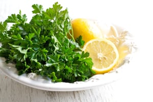 Personal Training in Concord - Individual Fitness - Benefits of Parsley & Lemon