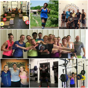 CrossFit in State College - CrossFit Nittany - Thursday, August 11
