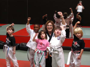 Kids Karate in Gainesville and Flowery Branch  - Rock Solid Karate - Buddy Day