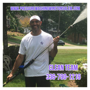 Check Out Our Pressure Washing Services in Winston Salem
