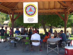 Kids Martial Arts in Sparks - Shin Gan Dojo - 5th Annual Dojo Family Picnic 2016