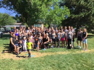 Kids Martial Arts in Boulder - Tran's Martial Arts And Fitness Center - Great Fun and Turnout at our 19th Annual Tran's Potluck Picnic!