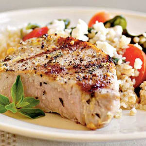 Personal Training in Concord - Individual Fitness - Pork Chops Oreganata
