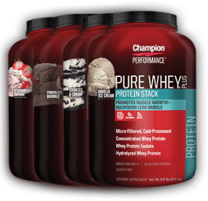 Personal Training in Concord - Individual Fitness - 6 Benefits of Whey Protein