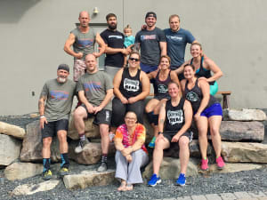 CrossFit in State College - CrossFit Nittany - Monday, September 19 - Mobility Monday