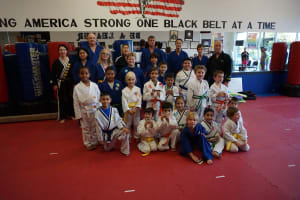 Kids Karate in San Antonio - Talamantez Karate - Building great attitudes and self-confidence!