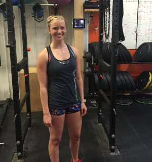 CrossFit in State College - CrossFit Nittany - Tuesday, October 4 - Meet Our New Member: Jaclyn Alderman