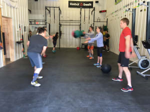 CrossFit in State College - CrossFit Nittany - Saturday, October 8 - Partner Fun!