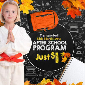 in Wilmington - American Karate Studios - 36 HOUR ONLY After School Special