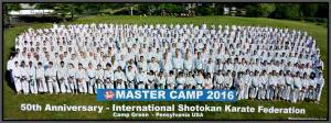 Kids Karate in Mesa - Shotokan Karate of Arizona - 50th Annual ISKF Master Camp