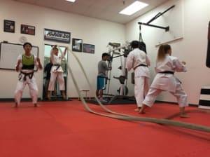 Kids Karate in Mesa - Shotokan Karate of Arizona - Muscular Endurance