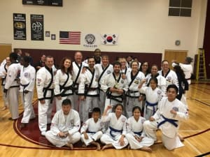Kids Karate in Gainesville and Flowery Branch  - Rock Solid Karate - Congrats and Goodbye to the Mabrouks.