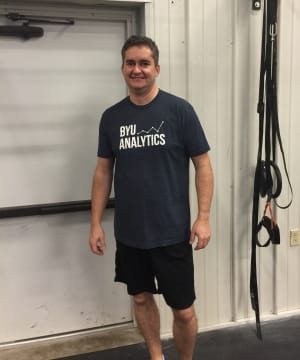 CrossFit in State College - CrossFit Nittany - Tuesday, November 15 - Meet Our New Member: John Howell