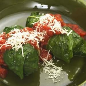 Personal Training in Concord - Individual Fitness - Stuffed Chard with Fresh Marina