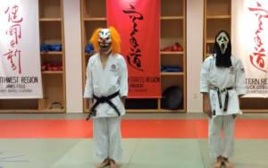 Kids Karate in Mesa - Shotokan Karate of Arizona - Scary Kata Halloween