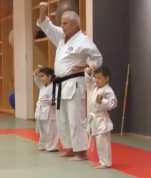 Kids Karate in Mesa - Shotokan Karate of Arizona - 4 year old Kids and Karate