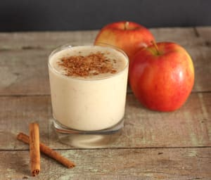 Personal Training in Concord - Individual Fitness - Apple Pie A La Mode Smoothie