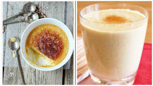 Personal Training in Concord - Individual Fitness - Caramel Creme Brulee Smoothie