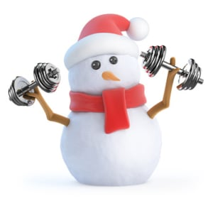 Personal Training in Concord - Individual Fitness - Christmas Holiday Health Tips