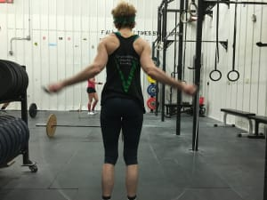 CrossFit in State College - CrossFit Nittany - Friday, December 23