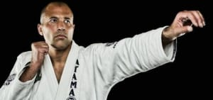 The iconic, Royce Gracie visits Harmony