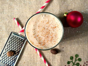 Personal Training in Concord - Individual Fitness - Eggnog Smoothie