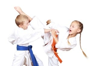 Martial Arts: A Strategy for Developing Self Belief