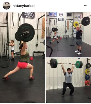 CrossFit in State College - CrossFit Nittany - Friday, January 6