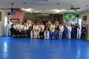 2017 Winter Belt Promotion Ceremony