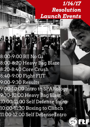 Kids Martial Arts in Charlotte - FTF® Fitness and Self-Defense - OPEN House Event Free Classes January 14th