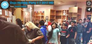 Kids Karate in Mesa - Shotokan Karate of Arizona - Yearly Dojo Holiday Party | Kids and Adult Martial Arts in Mesa