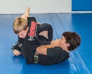 New Tuesday Children's Jiu-jitsu Class