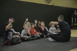 Kids Karate in Hendersonville - Hendersonville Martial Arts - RESPECT