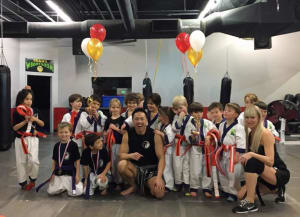 Kids Martial Arts in Boulder - Tran's Martial Arts And Fitness Center - Our Lil Dragons Rock!