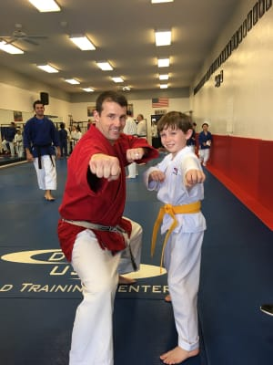 Kids Martial Arts in San Bruno - Dojo USA World Training Center