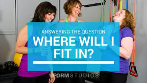 Personal Training in North Charleston - reFORM Studios - Will you fit in here?