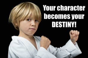 Kids Karate in San Antonio - Talamantez Karate - Teaching Good Habits for Strong Futures: Karate builds Character!