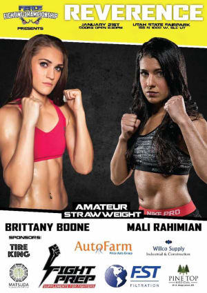 Kids Mixed Martial Arts in Englewood - Factory X Muay Thai - Catch Brittany's first fight of 2017 on 1/21 live from SLC for FFC!