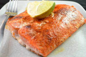 Personal Training in Concord - Individual Fitness - Chipotle Lime Salmon