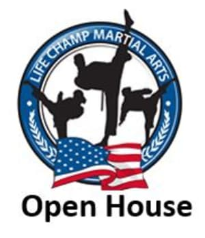 in Woodbridge - Life Champ Martial Arts - Open House March 2017