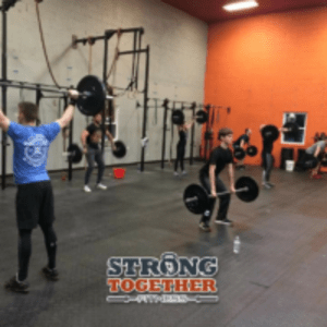 Group Fitness  in Roxbury  - Strong Together Roxbury - 6 Tips to Help You Make Gains in CrossFit