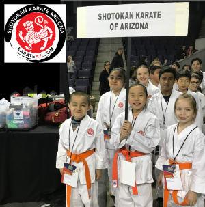 Kids Karate in Mesa - Shotokan Karate of Arizona - Best Karate Kids Results