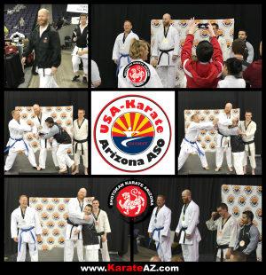Kids Karate in Mesa - Shotokan Karate of Arizona - Arizona State Men's Black Belt Champion