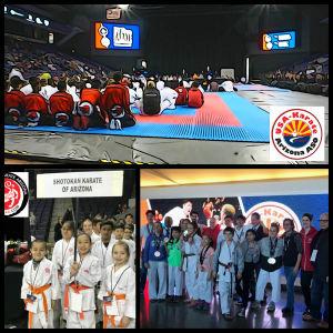 Kids Karate in Mesa - Shotokan Karate of Arizona - Arizona State Karate Championships