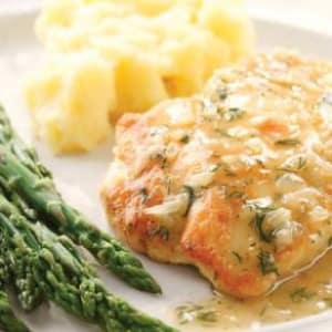 Personal Training in Concord - Individual Fitness - Lemon Dill Chicken