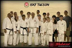 Kids Karate in Mesa - Shotokan Karate of Arizona - ISKF Tucson Shotokan Karate Club