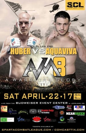Kids Mixed Martial Arts in Englewood - Factory X Muay Thai - Josh Huber returns to the SCL cage for AVM 4/22!