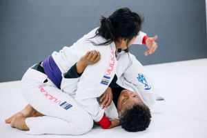 All Womens BJJ Open Mat in Chicago